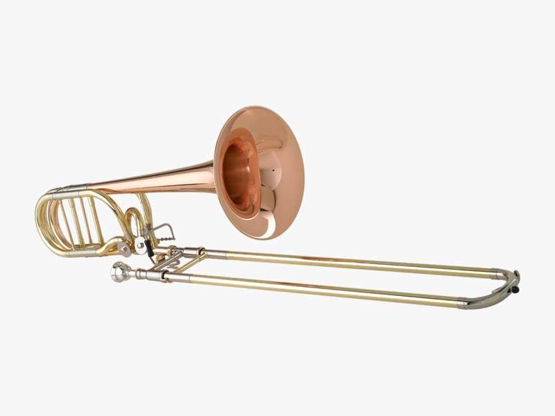 Getzen 1052FDR Bass Trombone