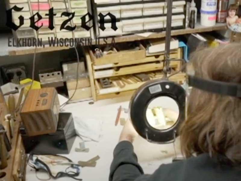 Inspecting Brazed Trumpet Valves