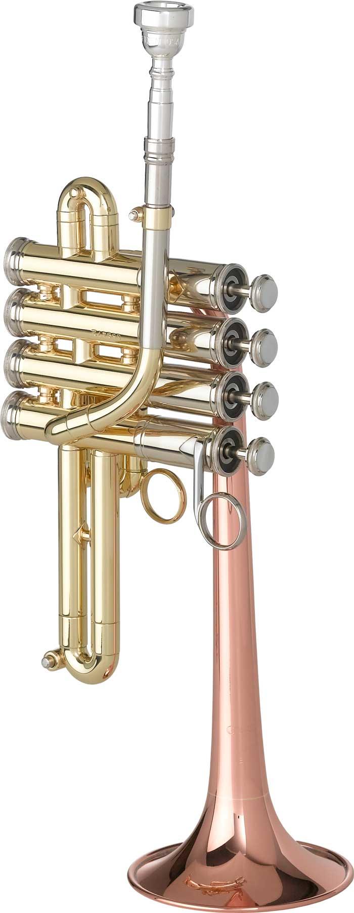 Getzen 3916 Piccolo Trumpet