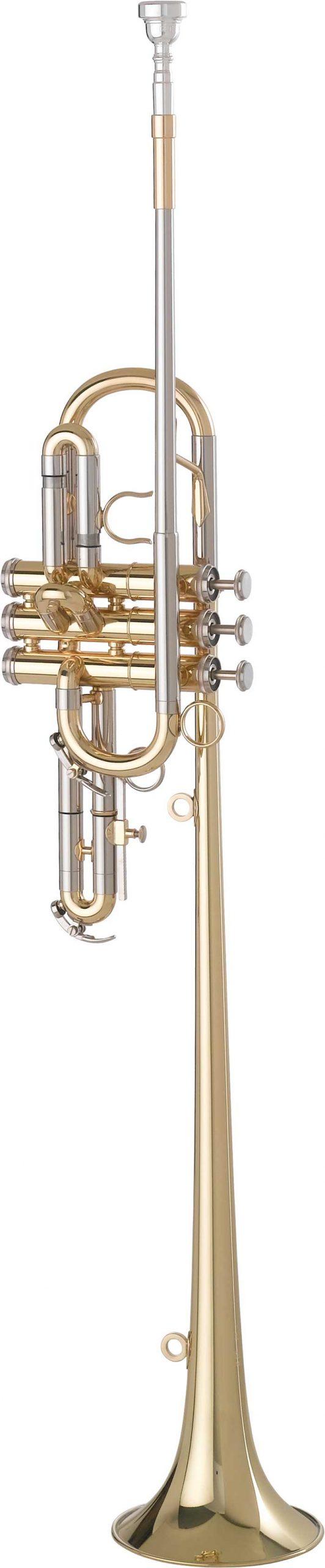 Getzen 593 Bb Herald Trumpet