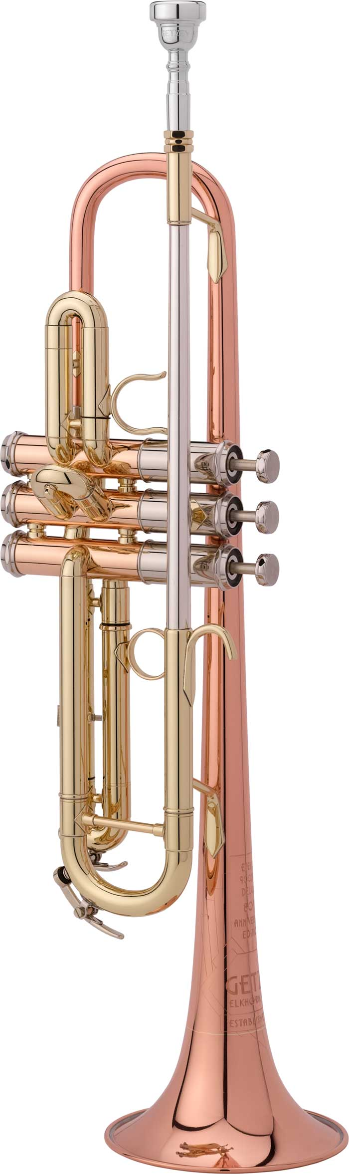"900DLX Eterna ""Deluxe"" Bb Trumpet"