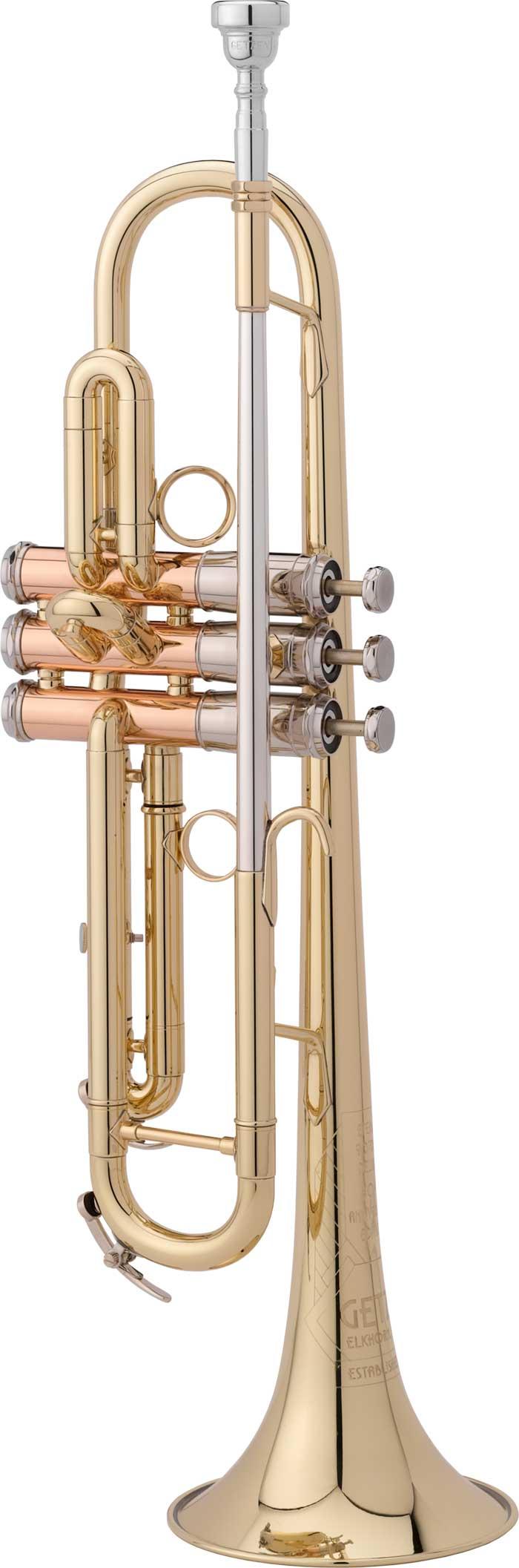 Getzen 907DLX Bb Trumpet
