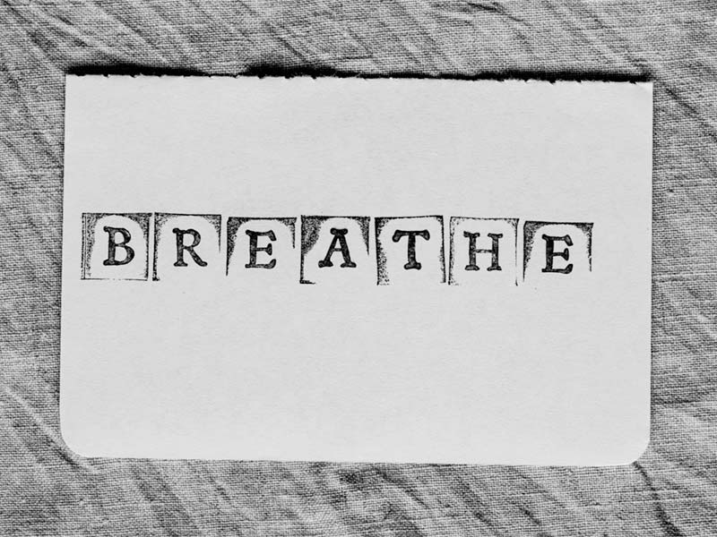 A Valuable Air and Breathing Exercise