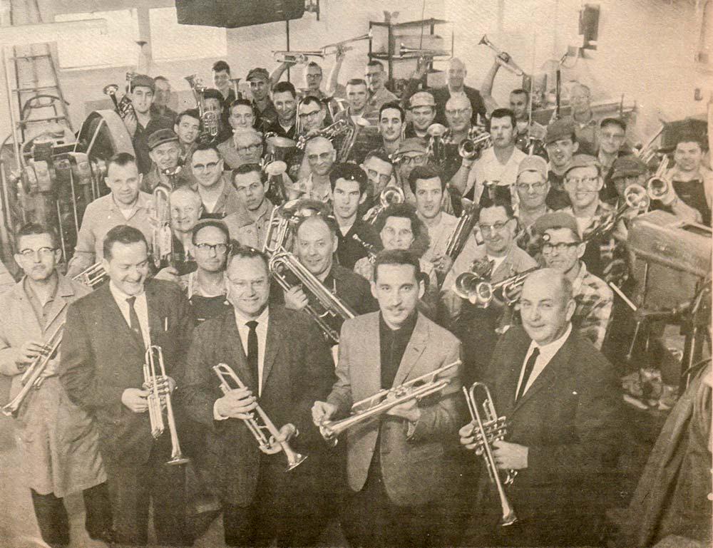 Getzen Reopened in 1964